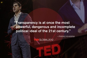Parag Khanna a Ted's Conference