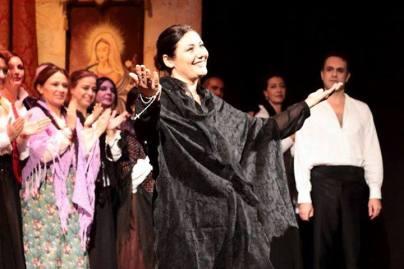 La soprano Nevila Matja