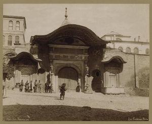 La Porta Sublime di Istanbul.