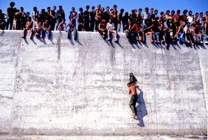 I giorni dell'abbandono. Sbarchi del 1991.