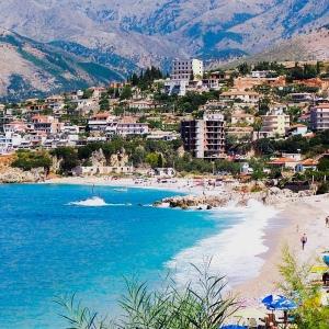 Valona, Albania.