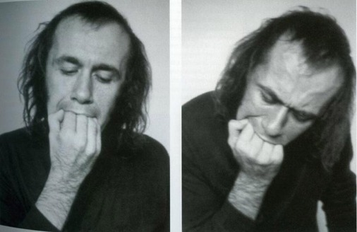 Vito Acconci. Adaptation Studies.