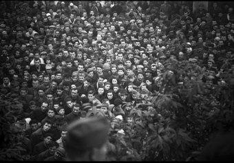 Albania, marzo 1945. (Greg Marubi © )