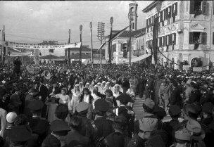 Scutari, Albania, 1940. (Greg Marubi © )