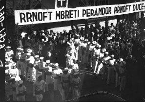 Scutari, Albania, 25 ottobre 1939 ©