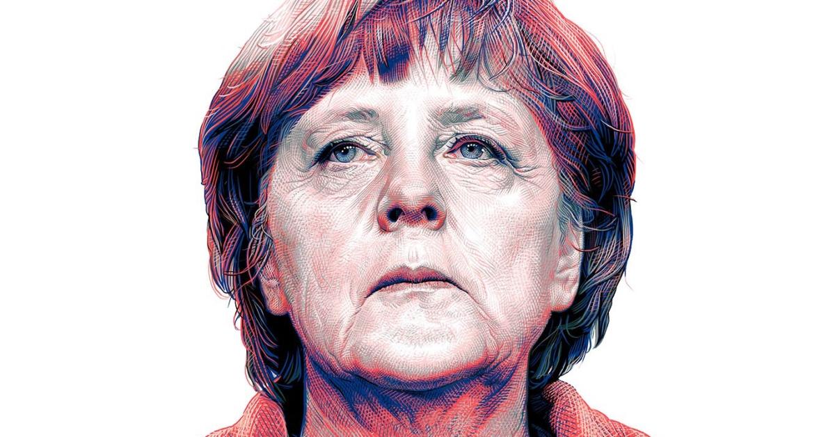 Angela Merkel, la Cancelliera d'Europa.