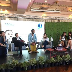 Heroes meet in Maratea 2017, Panel #TechForGood.