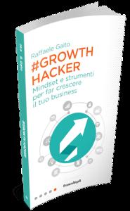 Raffaele Gaito, Growth Hacker, mindset e strumenti per far crescere il tuo business, Franco Angeli, Milano, 2017.