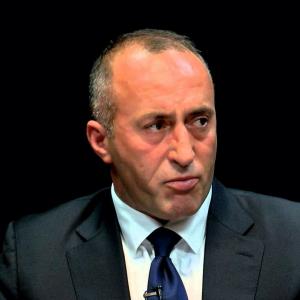 Ramush Haradinaj, Primo Ministro del Kosovo.