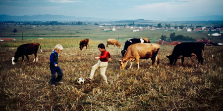 Ex Jugoslavia, 1989. Ph. Steve McCurry.