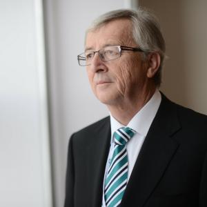 Jean-Claude Juncker, Presidente della Commissione europea dal 1º novembre 2014.